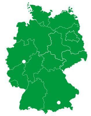 Niederlassungen Deutschland - G.E.T. Green Event Technology