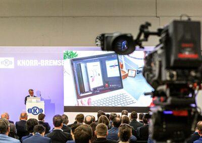 Knorr-Bremse Innovation Day Eventtechnik