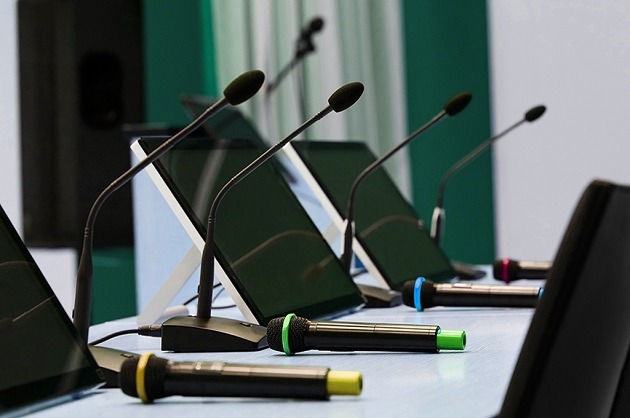 GET Portfolio Kongresse & Tagungen Eventtechnik