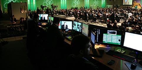 Corporate Events planen und durchführen