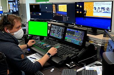 GET Veranstaltungstechnik Streaming