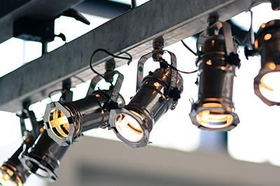 GET Veranstaltungstechnik Lichttechnik