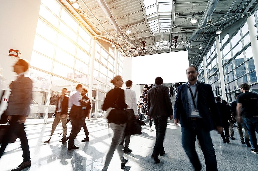 Messen und Ausstellungen - G.E.T. Green Event Technology