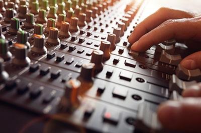 GET Veranstaltungstechnik Audiotechnik