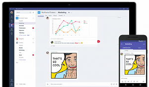 GET Aktuelles Microsoft Teams