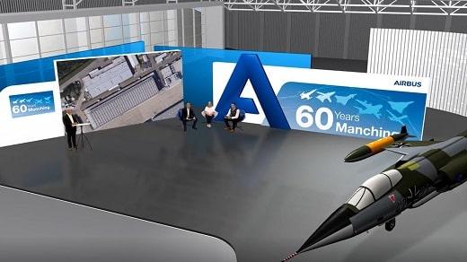 Airbus 60Jahre Manching