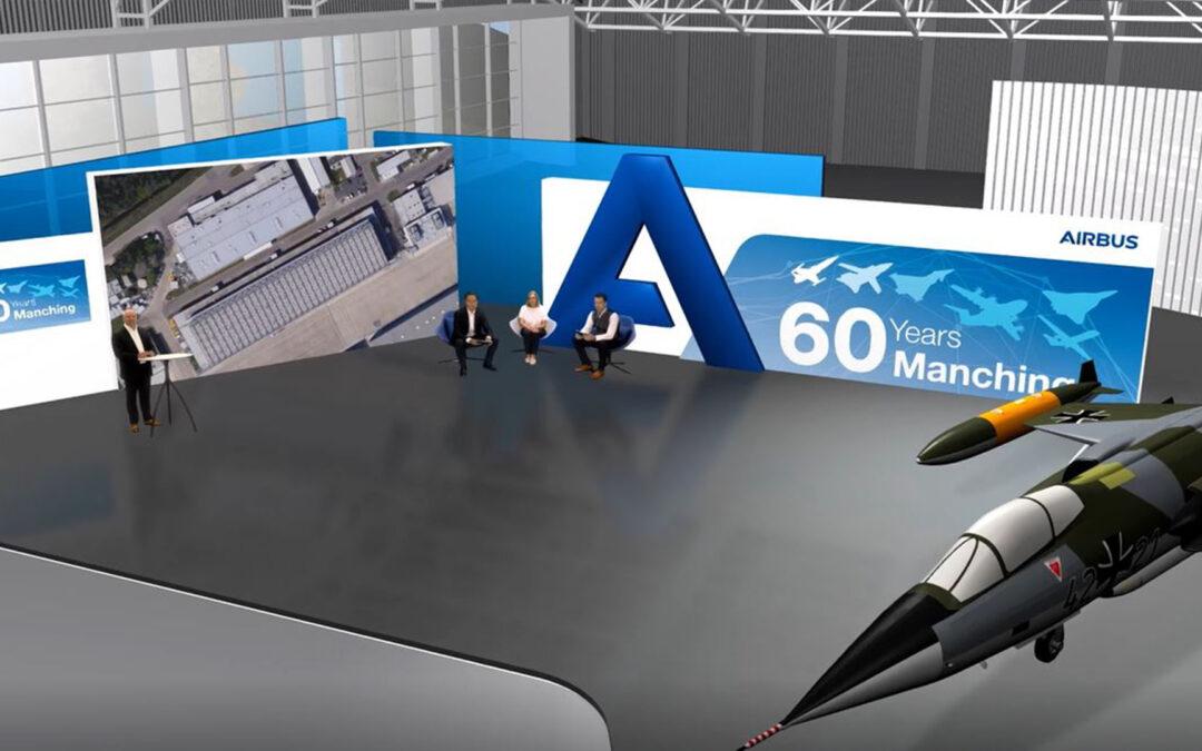 60 Jahre Airbus Manching